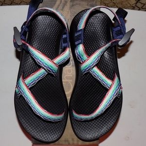 New Chaco Z1 Classic Prism Mint US6